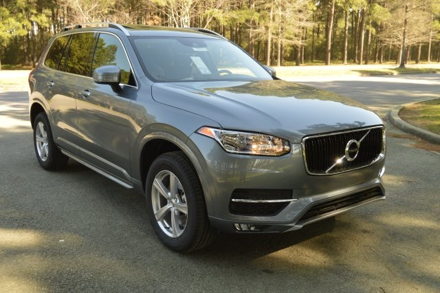 new 2016 volvo xc90 t5 momentum 4d sport utility in myrtle. Black Bedroom Furniture Sets. Home Design Ideas